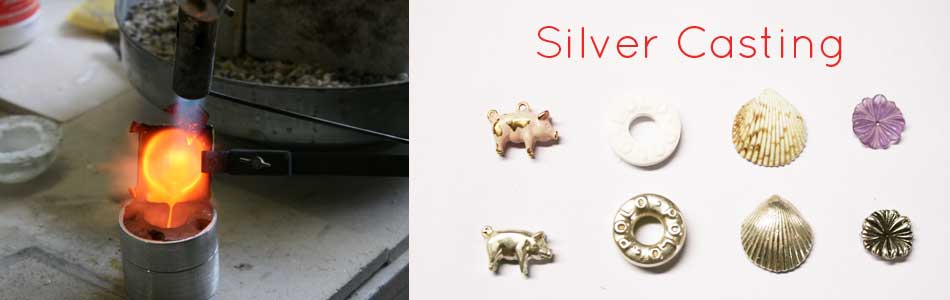 Silver Casting Course