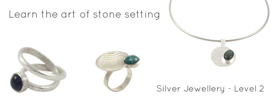 Silver Jewellery Course-Level 2