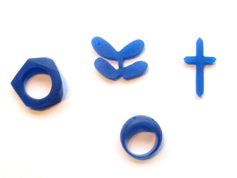 Wax Pieces For Casting